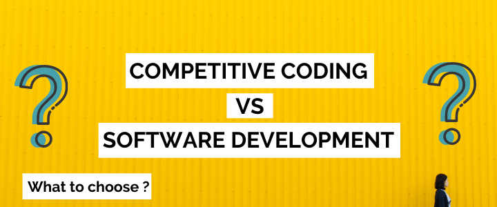 development vs competitive programming