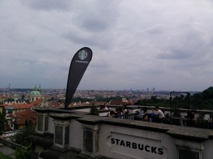 Starbucks at Top