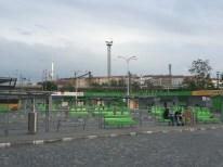 Bus Stand - Prague