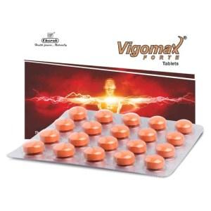 Charak Vigomax forte tablets