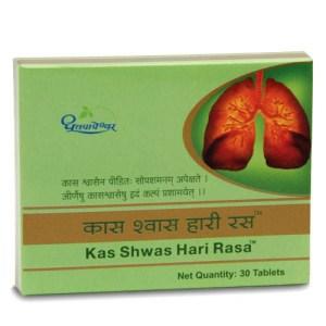 Dhootapapeshwar Kas Shwas Hari Ras