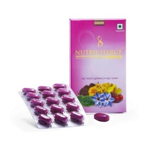 nutricharge woman tablets