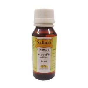 Gufic Biosciences Sallaki Liniment 60ml is the powerful topical analgesic which is really affective in joint pain.