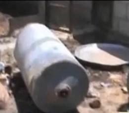 бочковые бомбы