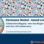 232: Collaborative Blogging – How One Blogger Started a Blog with Over 200 Collaborators