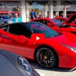 South Orange County Cars and Coffee at San Clemente Outlets