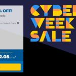 HostGator Cyber Week Sale – Start Your Blog for $2.08!