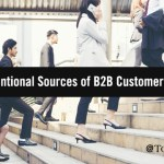 5 Unconventional Sources of Customer Feedback for B2B Marketers