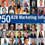 50 Top B2B Marketing Influencers, Experts and Speakers To Follow In 2022