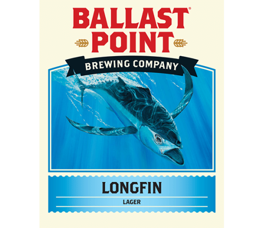 BALLAST POINT LONGFIN LAGER