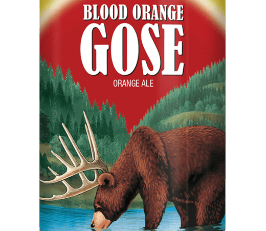 ANDERSON VALLEY BLOOD ORANGE GOSE