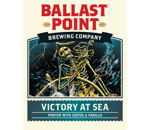 BALLAST POINT VICTORY AT SEA (S)