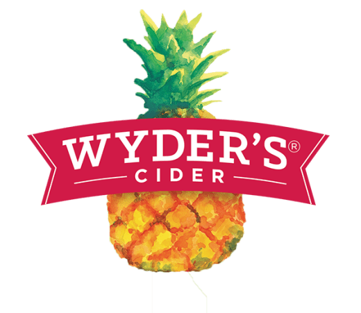 WYDER'S PRICKLEY PINEAPPLE