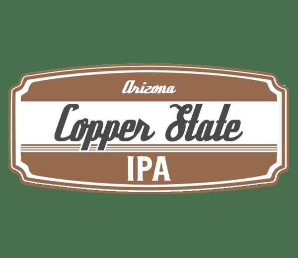 HUSS BREWING COPPER STATE IPA