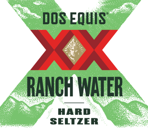 DOS EQUIS XX RANCH WATER CLASSIC LIME