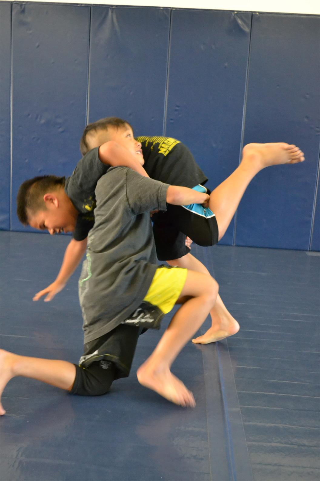 Fun Fighting Kids Images
