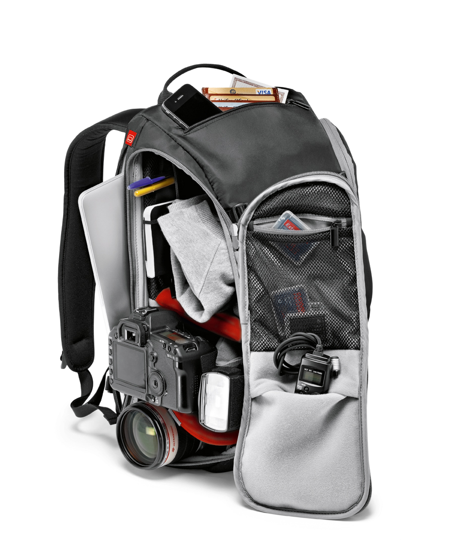 MANFROTTO ADVANCED TRAVEL BACKPACK MA-BP-TRV
