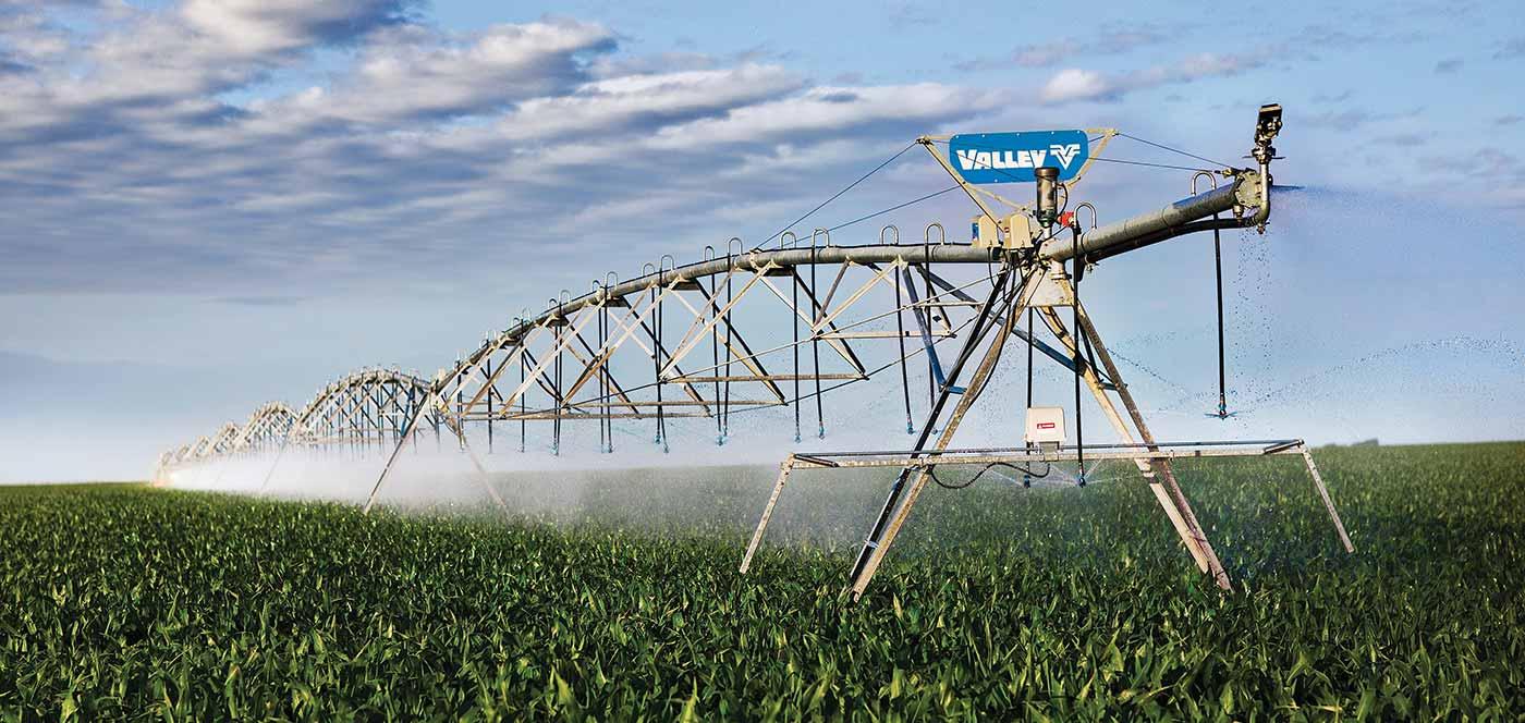 Resultado de imagem para valley irrigação