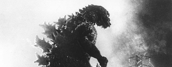 Gojira Godzilla 1954 Ages 12 GOMA Cinema Gallery Of