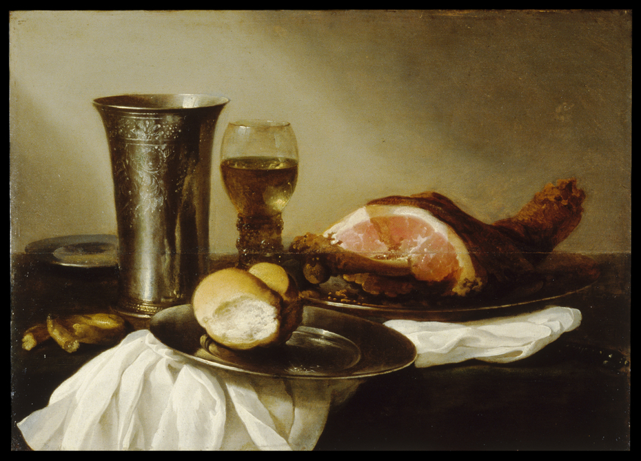 Breakfast Piece Pieter Claesz Artwork On USEUM