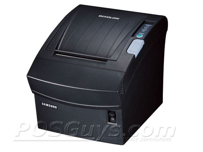 Samsung SRP 350 Receipt Printer   POSGuys com Alternate image for SRP 350