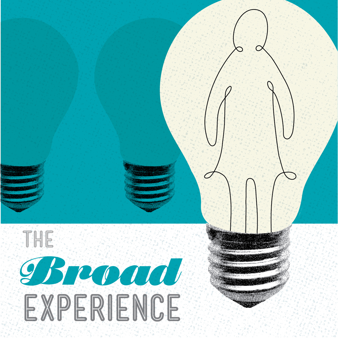 Image result for the broad experience podcast