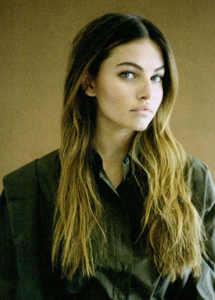 Brown Hair Light Eyebrows