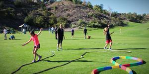 L'entraînement des athlètes juniors