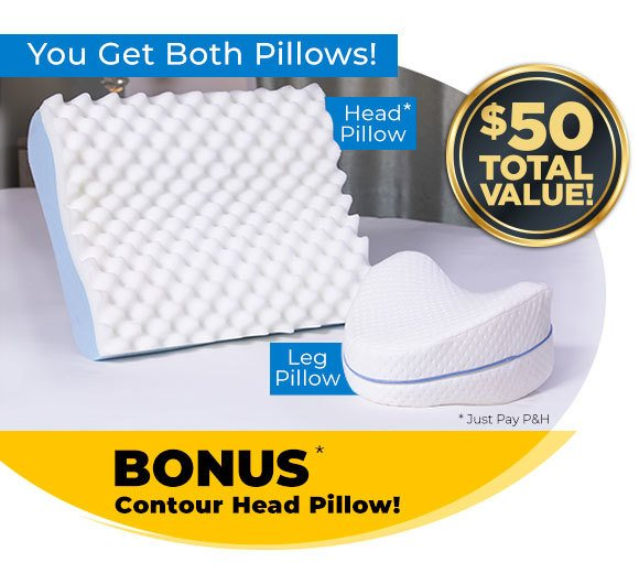 thigh pillow as seen on tv online