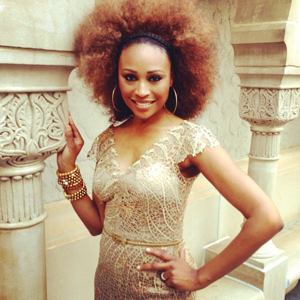 Happy Birthday Cynthia Bailey See Her Best Hairstyles