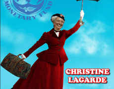 Christine Lagarde would be the final act of politicizing the ECB