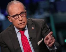 White House Economic Advisor Kudlow says stimulus package under negotiation around 2tln USD