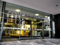 Reserve Bank of New Zealand interest rate meeting today