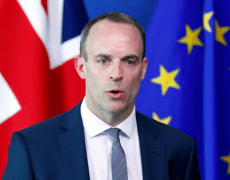 """not """"remotely likely"""" that UK would Brexit without FTA Brexit at the end of a transition period"""