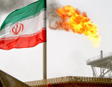Iran says that two missiles were targeted at its oil tanker, causing the explosion