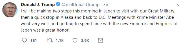 Trump on Twitter: