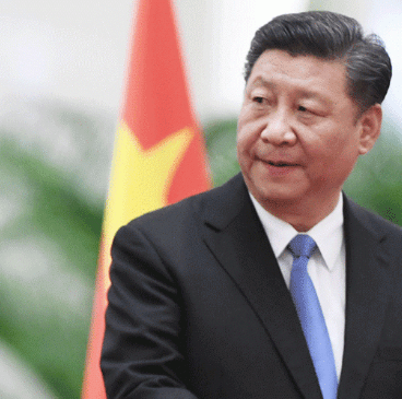 Chinese press, Global Times Xi at war with the US