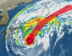 Tokyo faces strongest typhoon since 1958