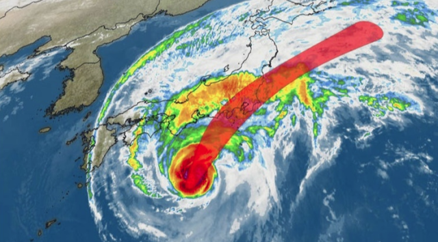 Typhoon Hagibis could cause major flooding