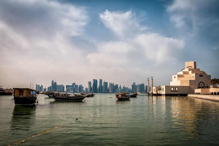Qatar 52nd ranked GDP country