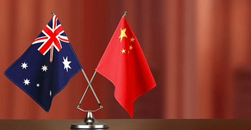 The news that China was to impose an import tariff on Australian barley broke back on May 10