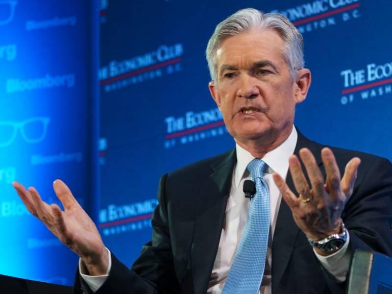 Powell to stick around?