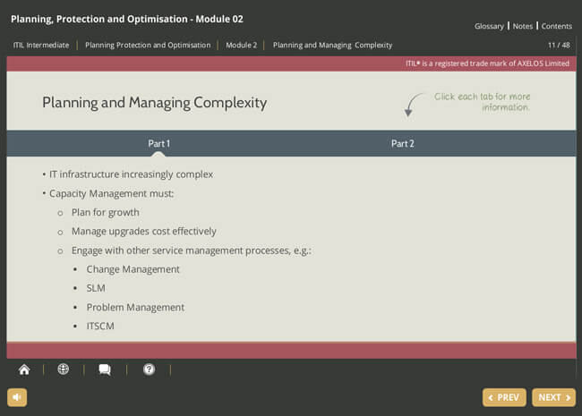 ITIL® Planning, Protection & Optimization (PPO) Screenshot 4