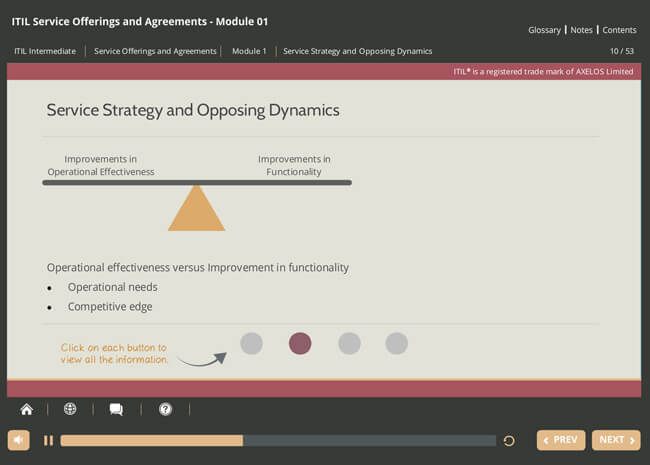 ITIL® Service Offerings & Agreements (SOA) Screenshot 3
