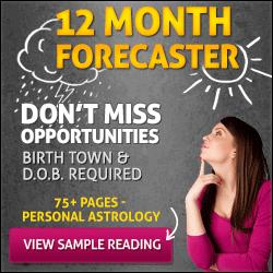 Forecaster 12 MTH