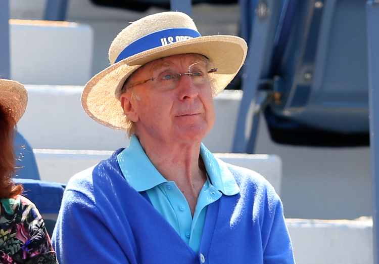 Image result for gene wilder at the US Open