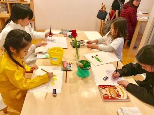 子供絵画教室を一から作るプロジェクト