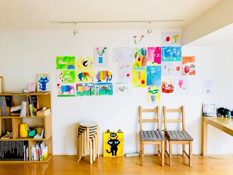 子供絵画教室を一から作るプロジェクト 麻布アトリエ