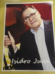 Concierto de Isidro Juan a beneficio de Azacán @ Centro Cívico Canal de Castilla