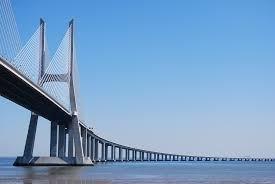 Lisbonne pont Vasco de Gama
